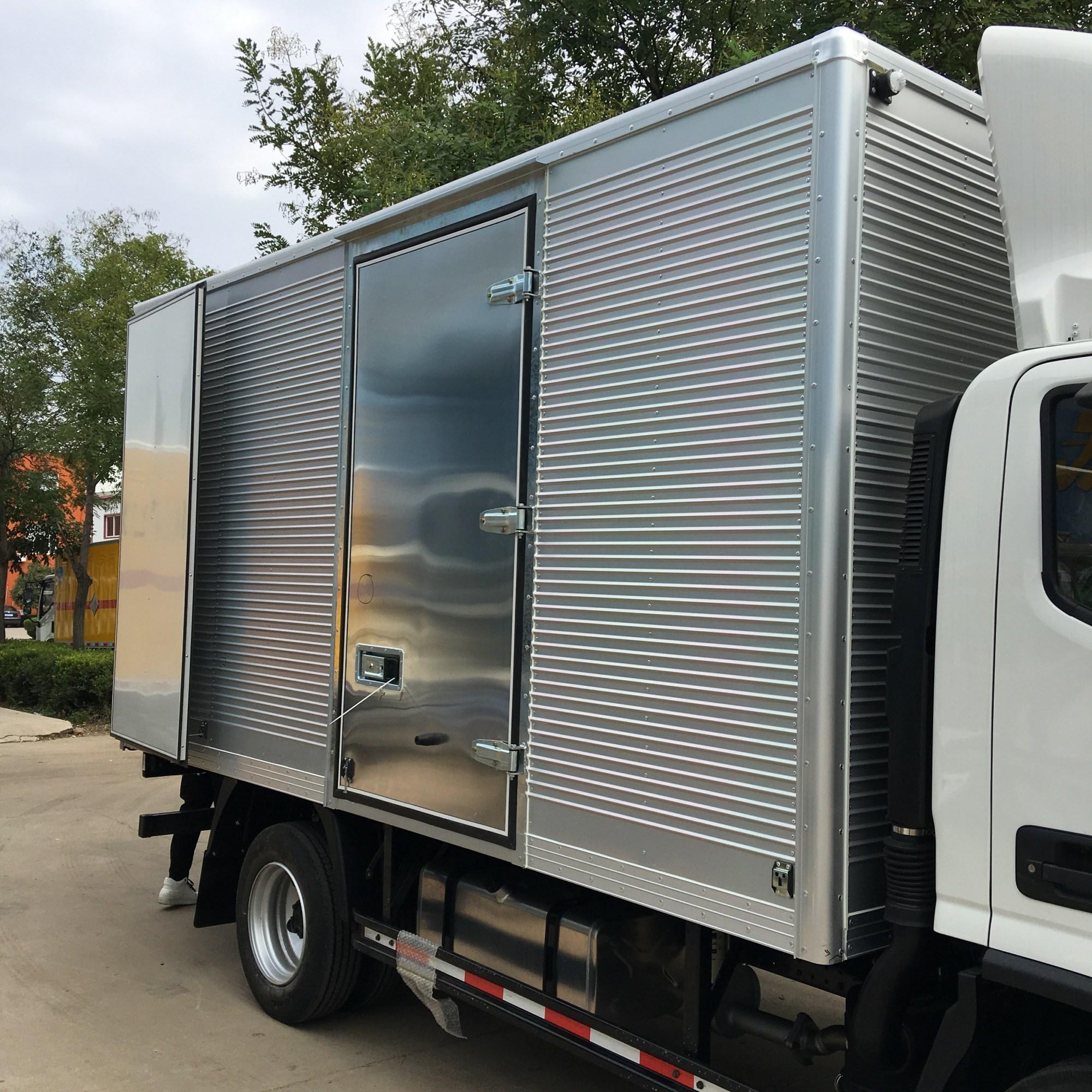 hight resolution of aluminium truck box truck panel body dry cargo van body view aluminum cargo box joyfly product details from zhucheng joyfly imp exp company limited on