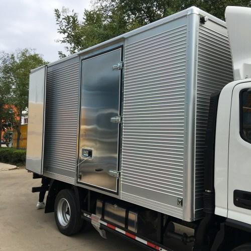 small resolution of aluminium truck box truck panel body dry cargo van body view aluminum cargo box joyfly product details from zhucheng joyfly imp exp company limited on