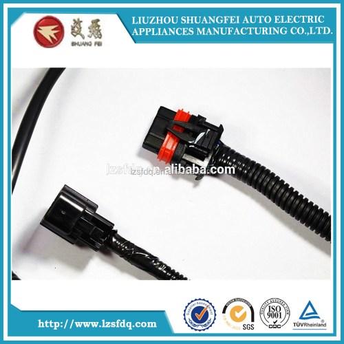 small resolution of intake air temp iat sensor wire harness extension 22 gm ls1 lt1 lt4 ls2