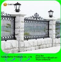 Modern Design Low Price Wrought Iron Fence - Buy Iron ...