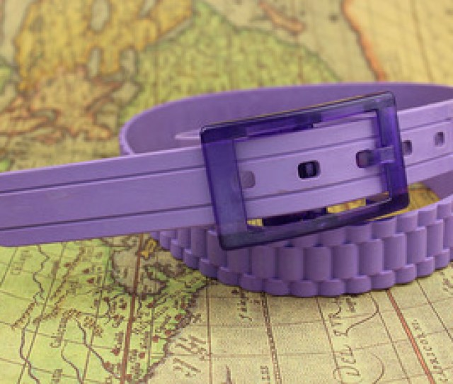 Fashion Silicone Chastity Belt Rubber Belt