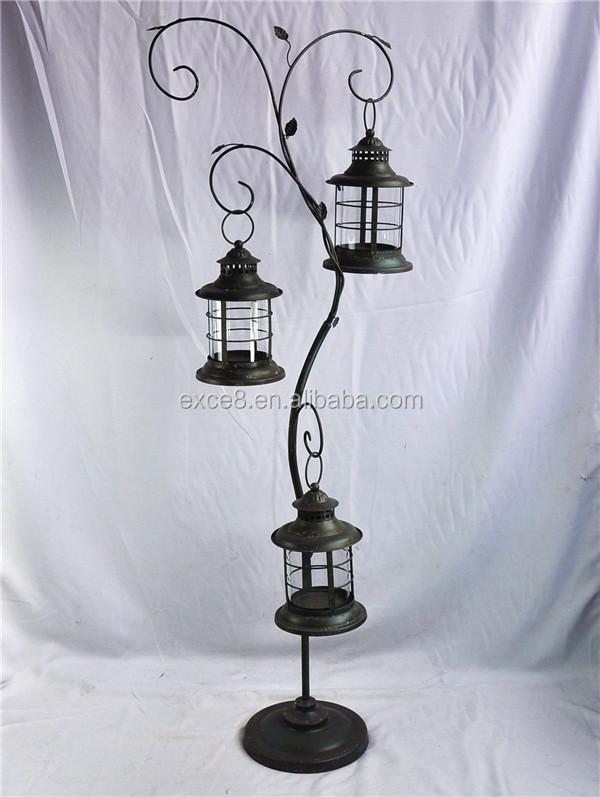 Standing Garden Lanterns