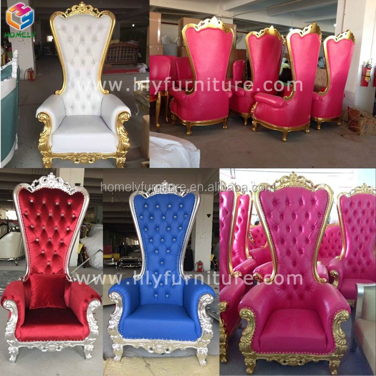 Queen Chair Rental