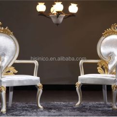 Alibaba Royal Chairs Covers For Dining European Luxury Hand Carved Wooden Leisure Chair Arm