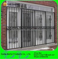 Modern French Sliding Window Steel Window Grill Design ...