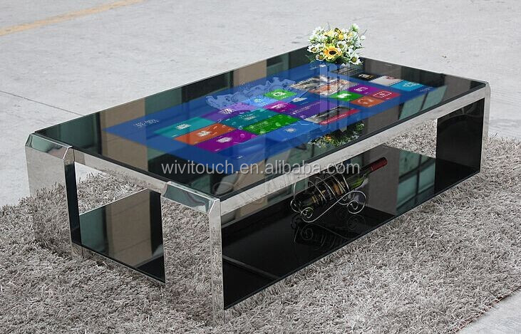 Interactive Touch Table,40touches Touch Table,Game Touch