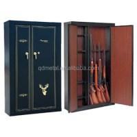 Cheap Metal Gun Cabinet / Gun Safe / Gun Storage - Buy Gun ...