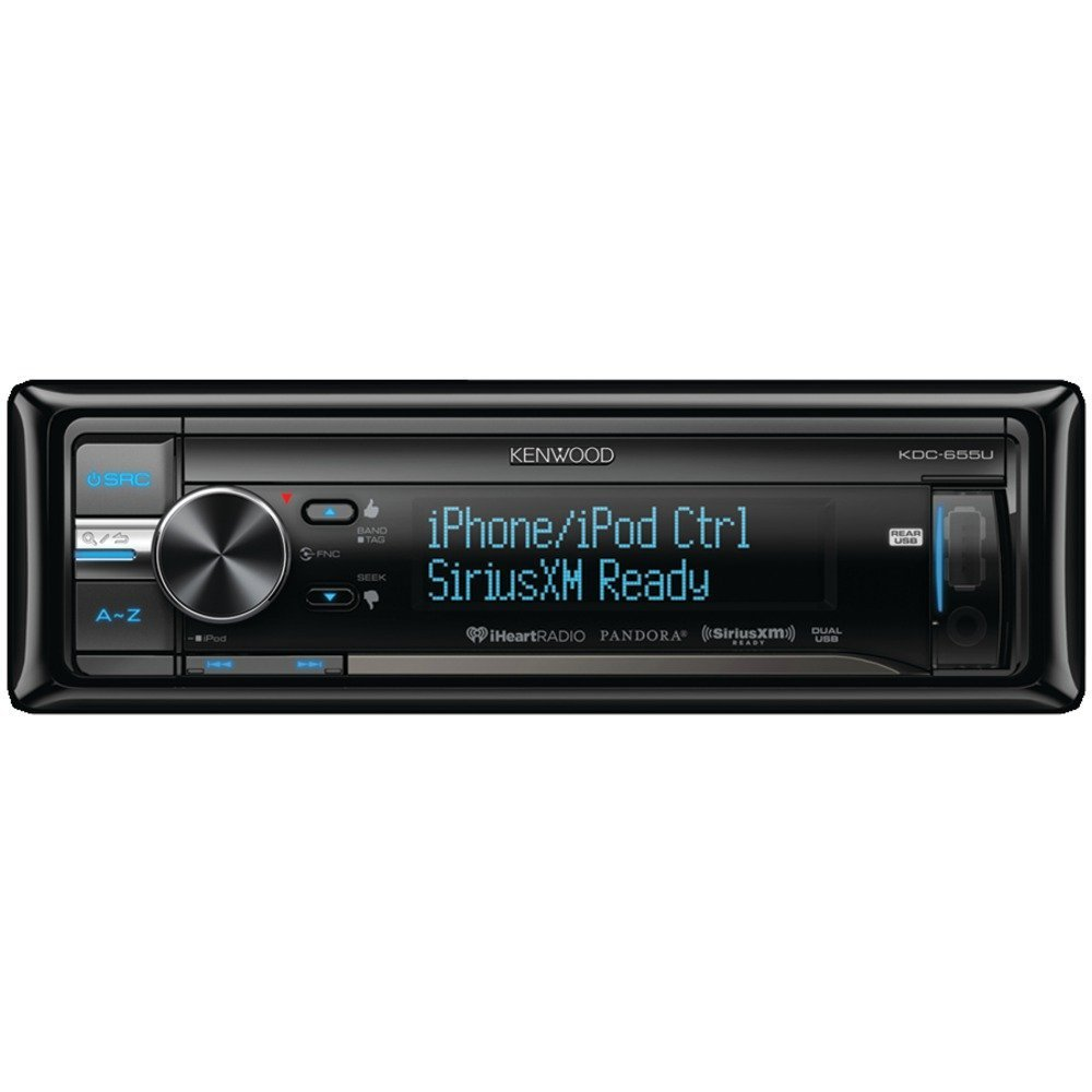 hight resolution of get quotations kenwood kdc 655u car audio single din cd mp3 receiver