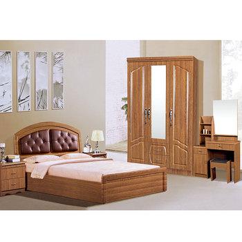 Muebles De Melamina De Dormitorio De Lujo Conjunto Malasia