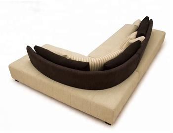 c shaped sofa designs 6172 chesterfield sleeper new modern design combination sectional corner living room
