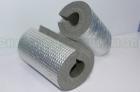 Heat Insulation Rubber Xpe Foam Pipe For Air Duct Hvac ...