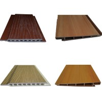 Building Material Outdoor Pvc Wood Laminate Wall Panels ...