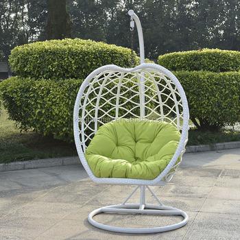 wicker hammock chair purple bean bag europe standard outdoor rattan swing garden patio hanging