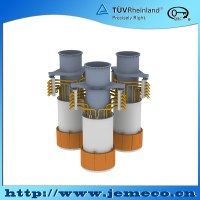 Small Size Dc Electric Arc Furnace