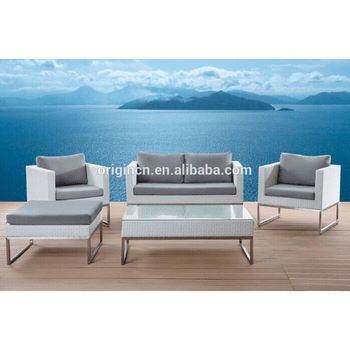 sofa gray color small apartment sleeper greek style grey office restaurant hotel commercial set white rattan outdoor furniture