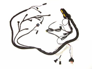 Wrap Electrical Wiring Harness Electrical Power Harness