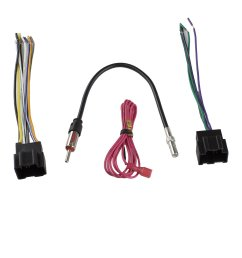 get quotations novosonics gmf 406 cr1 car stereo wiring harness to install aftermarket stereo  [ 1500 x 1500 Pixel ]