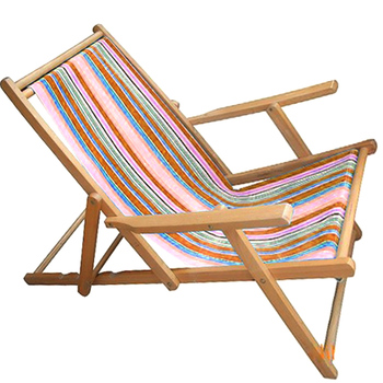 canvas sling chair rocking chairs on porch sea bathing type folding deck buy