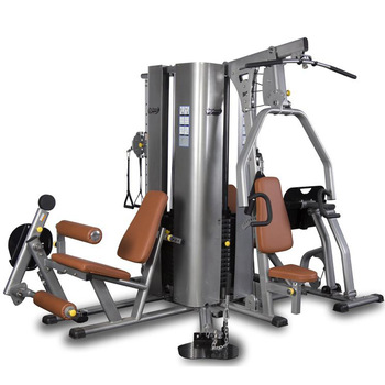 New Commercial Multi Station Gym 4 Station Gym Fitness Equipment Buy Home Gym Equipment Home Gym Multi Station Home Gym Product On Alibaba Com
