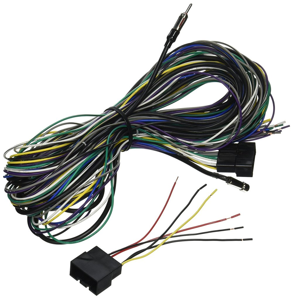 medium resolution of get quotations scosche radio wiring harness for 1998 up ford taurus mecury sable power speaker