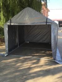 788 Custom Car Shelter/storage Tent/canopy Tent - Buy ...