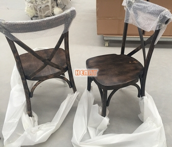 black cross back dining chairs for bad lower antique color x chair coffee