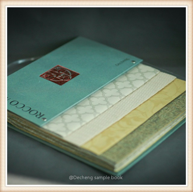 Fabric Sample Book Coverbinder Folder  Buy A5 Ring Binder FoldersFabric Sample Book Making