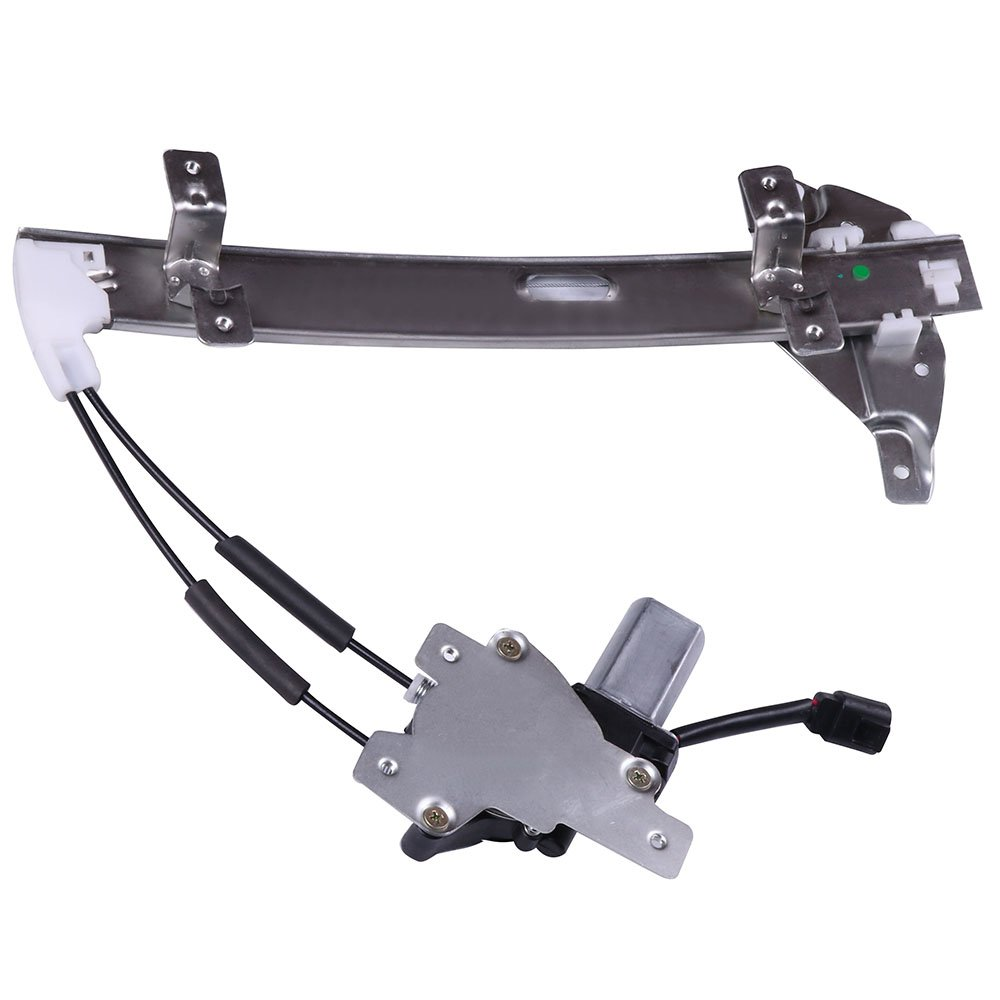 medium resolution of get quotations cciyu rear left drivers side power window lift regulator with motor assembly replacement for 1997