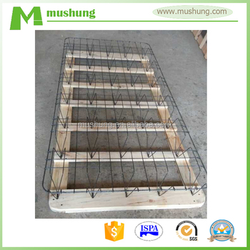 Mattress Foundation Durable Single Size Box Spring Bed Base