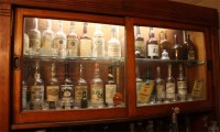 Whisky Bottle Display Cabinet | Cabinets Matttroy