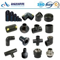 Sdr 11 Hdpe Pipe Fitting Flange Adaptor For Water Supply ...
