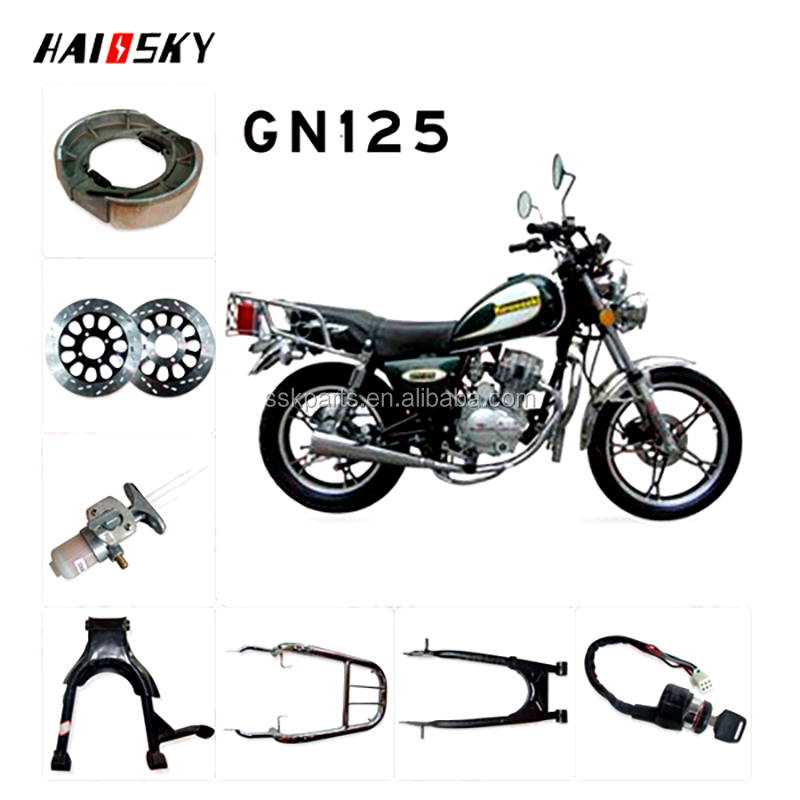 HAISSKY motorcycle engine parts for bajaj boxer ct100