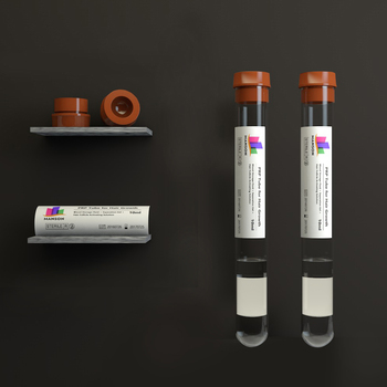 High Pure Serum Sodium Citrate Prp Tubes With Gel And ...