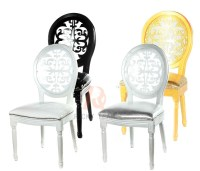 Cheap Stackable Wedding Louis Chair For Wedding Reception ...