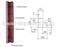 Steel Modular Concrete Column Formwork, View Steel ...