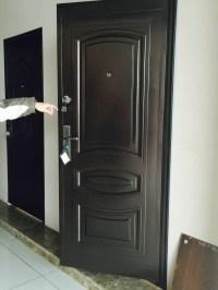 Cheap China Door Ghana Exterior Door Ghana Entry Steel ...