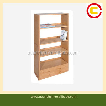 Decorative Bamboo Furniture Book Rack Design For Home Buy Book