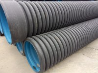 "Hdpe 10 Inch 2"" Corrugated Drainage Pipe/hdpe Pipe Prices"