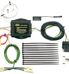 cheap toyota trailer wiring find toyota trailer wiring deals on hopkinsr toyota highlander 20012003 towing wiring harness [ 1500 x 920 Pixel ]