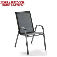 Chair Photo Frame Hd 4 Chairs Furniture Waterproof Fabric Steel Designs Outdoor Garden Stackable