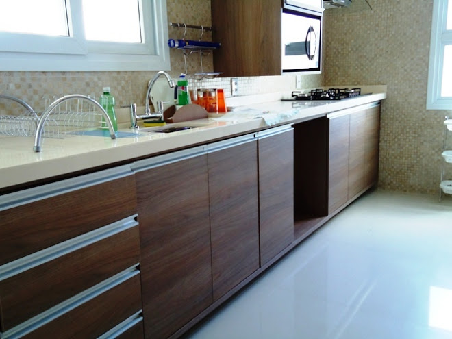 Aluminium  Aluminio Kitchen Cabinet Frame And Handle