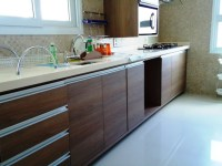 Aluminium / Aluminio Kitchen Cabinet Frame And Handle ...