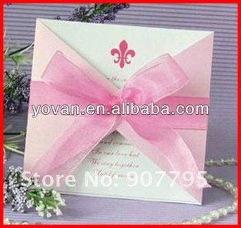 China Whole Chinese Wedding Invitation Card Cards Models