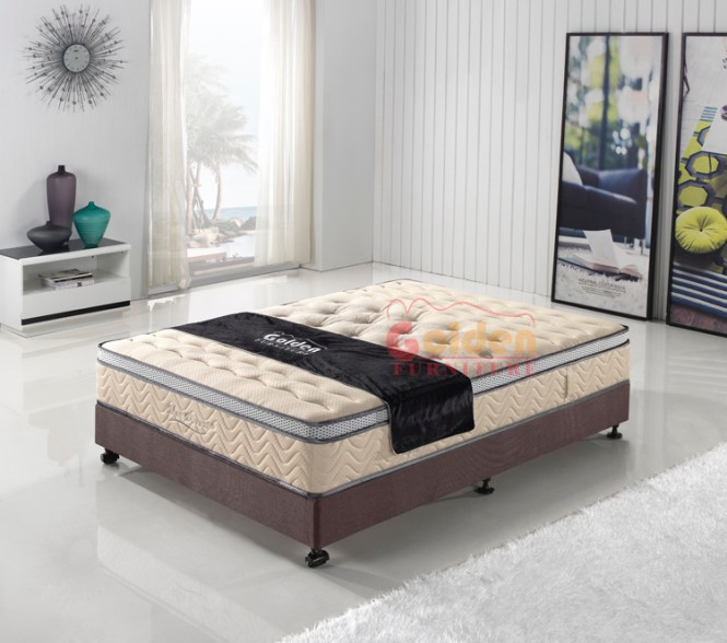 Excellent Quality King Size Home Reliance Mattress Comfortable Bed 8342