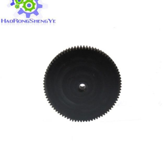Black Plastic Gears Module T