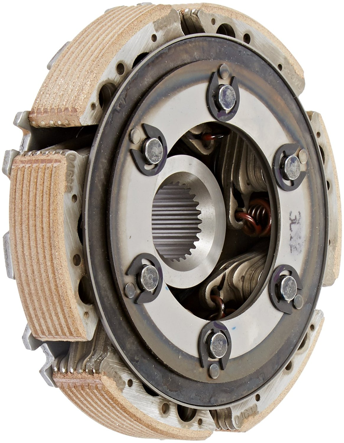 hight resolution of yamaha 3b4166200000 clutch carrier assembly