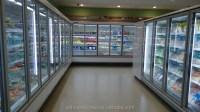 Walk-in Cooler Glass Door And Shelving - Buy Walk In ...