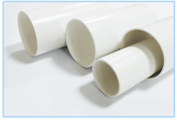 White Color Water Supply And Drainge Plastic Pvc Pipe ...