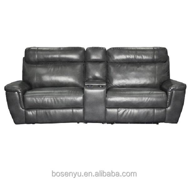 electric sofa set loveseat sleeper recliner high end reclining back