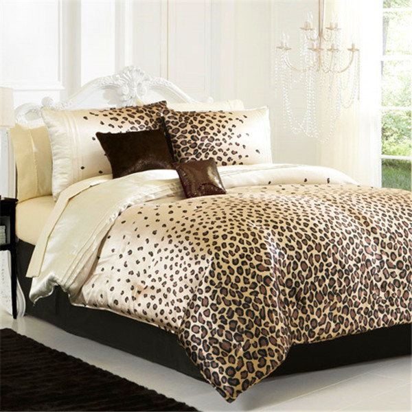 Most Inspiring Bed Sheet Animal Print Bedspreads - Home-Luxury-100-Cotton-Animal-Print-Bed  Pic_247171.jpg